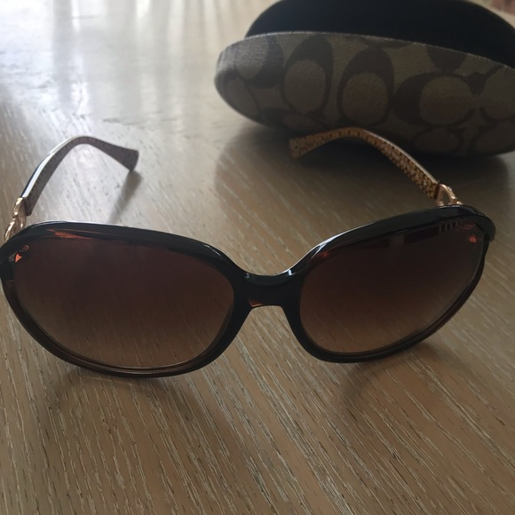 Coach Accessories - Coach Sunglasses - like new